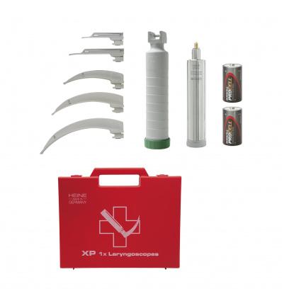 Zestaw laryngoskopowy XP+ Heine jednorazowego użytku