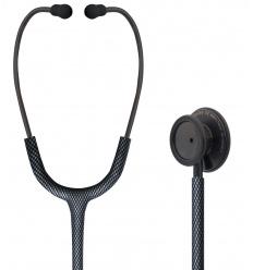 Stetoskop Internistyczny SPIRIT CK-S601PF Smoke Finish Carbon Majestic Series Adult Dual Head
