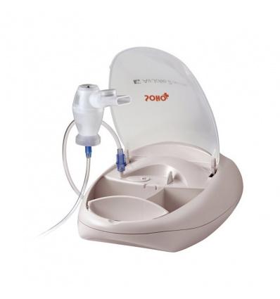 Inhalator sprężarkowy z pompą tłokową przeznaczony do aerozoloterapii SOHO Airjolie 2 Deluxe