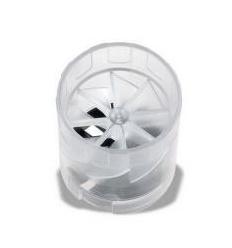 Turbina do spirometru jednorazowego użytku