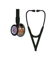 Stetoskop Littmann Cardiology IV RAINBOW FINISH HIGH POLISH czarny