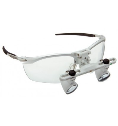 Lupa okularowa Heine HR-C 2,5x z ramką okularową S-Frame (lup, lupy)