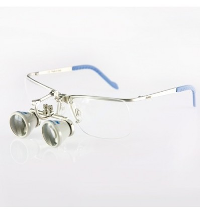 Lupa okularowa KaWe C 2.3 na ramce okularowej (lup, lupy)