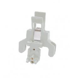 System montowania lup - klips do lup okularowych Heine HR/HRP/HR-C (lupa, lupy)