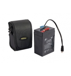 Akumulator 4,0 Ah+szaszetka+kpl. przewodów do L-20/L-25z/5W i L-20/L-25z/10W