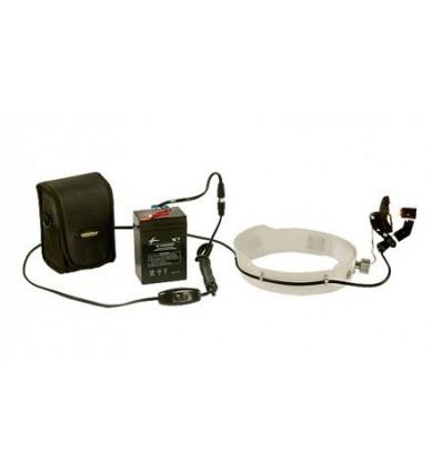 Lampa laryngologiczna L-20/L-25z/5W (Żarówka Konwencjonalna) - wersja przenośna