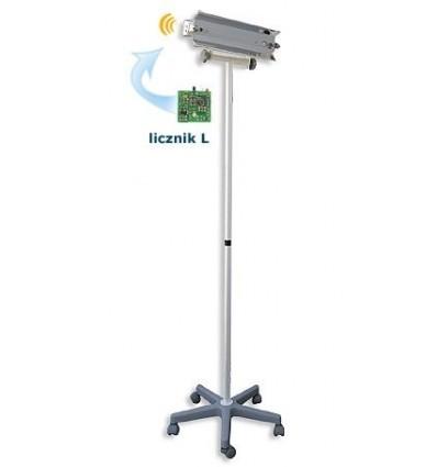 Lampa bakteriobójcza NBV - 15 PL, bezpośredniego działania, na statywie (NBV-15PL)