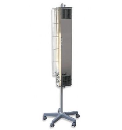 Lampa bakteriobójcza NBVE - 110/55 PL, przepływowa dwufunkcyjna, na statywie (NBVE-110/55PL)