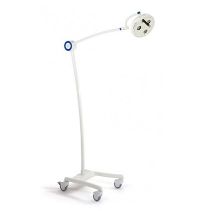 Lampa Bezcieniowa Zabiegowo-Diagnostyczna HALOGEN przejezdna L21-25R