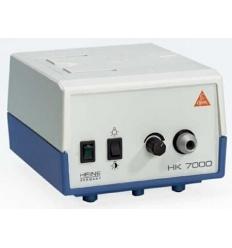 Projektor światła HEINE HK 7000 z zapasową żarówka halogenową 150 W