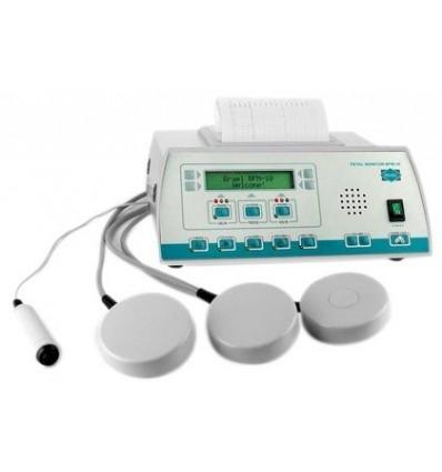 Detektor tętna płodu KTG Kardiotokograf BFM-10 TWIN