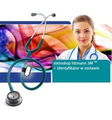 Stetoskop Littmann Classic II S.E. + identyfikator