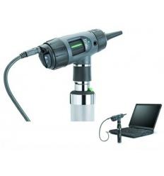 Videootoskop Digital MacroView - rękojeść akumulatorowa niklowo-kadmowa + ładowarka