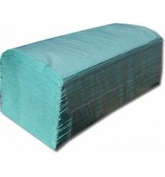 Jednorazowy wkład ręcznikowy zielony - 200 szt.
