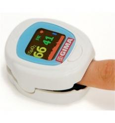 Pulsoksymetr dla dzieci z kolorowym wyświetlaczem