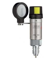 Lampa szczelinowa ręczna Heine BETA HSL 150, główka optyczna