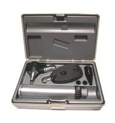 Zestaw oto - oftalmoskopowy K180, z rękojeścią bateryjną 2.5 V