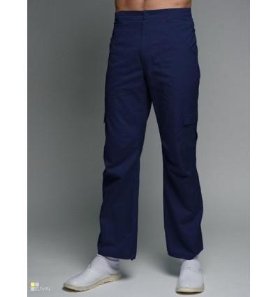 Spodnie męskie Traperskie (odzież medyczna)