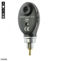 Oftalmoskop KaWe EUROLIGHT E15, główka optyczna