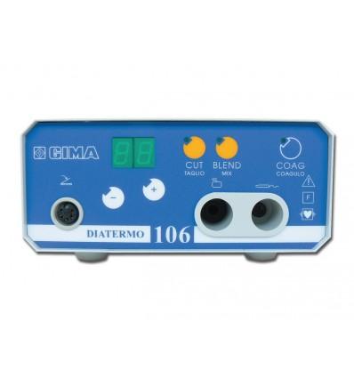 DIATERMO 106 - 50 W - monopolar