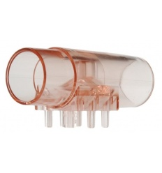 Przepływomierz Pink Flow wielokrotnego użytku do Spirometru PDD bezturbinowego