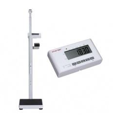 Elektroniczna waga medyczna Charder MS 4900 + wzrostomierz elektroniczny teleskopowy (klasy III) funkcja BMI