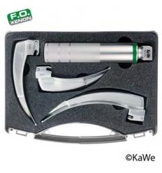 Zestaw laryngoskopowy dla dorosłych KaWe MEGALIGHT Macintosh F.O.