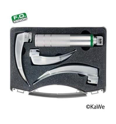 Zestaw laryngoskopowy dla dorosłych KaWe Macintosh F.O.