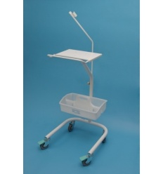 Wózek pod aparaty EKG marki ASPEL