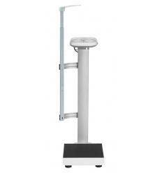 Elektroniczna waga medyczna Charder MS 5010 z dużym wyświetlaczem zegarowym + wzrostomierz (klasa IIII) z BMI