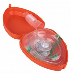 Maseczka do sztucznego oddychania (Kieszonkowy resuscytator)