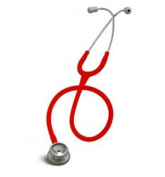 Stetoskop Pediatryczny SPIRIT CK-S606PF Deluxe Series Pediatric Dual Head Stethoscope z pływającą membraną