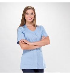 Bluza medyczna Julia krótki rękaw