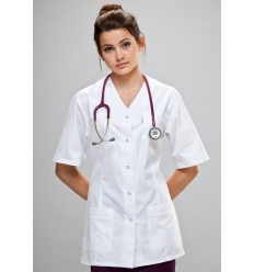 Bluza medyczna Kasia krótki rękaw