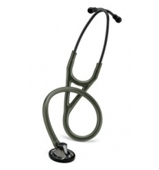 Stetoskop Liitmann Master Cardiology SMOKE FINISH Dark Olive Green