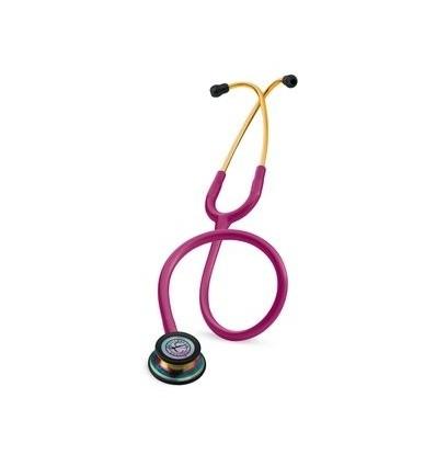 Stetoskop Littmann Classic III RAINBOW EDITION malinowy