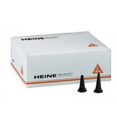 Wzierniki uszne jednorazowego użytku Heine AllSpec 2,5mm - 50 szt.