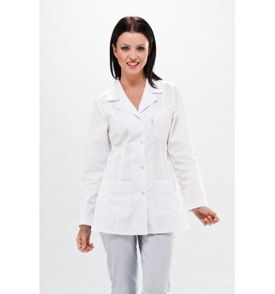 Bluza medyczna Adela długi rękaw