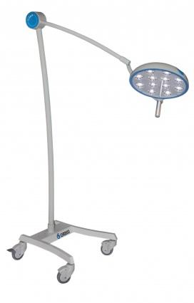 Lampa Bezcieniowa Zabiegowo-Operacyjna LED IGLUX PRZEJEZDNA