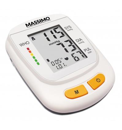 Ciśnieniomierz elektroniczny Massimo z zasilaczem