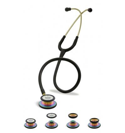 Stetoskop Internistyczno-Pediatryczny SPIRIT CK-SS601PF Rainbow Edition wszystko w jednym