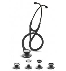 Stetoskop Kardiologiczno-Pediatryczny SPIRIT CK-SS757CPF Black Edition z dwutonową membraną Deluxelite Series Cardiology