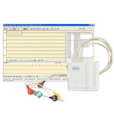 Rejestrator hoterowski EKG AsPEKT 702 v. 001