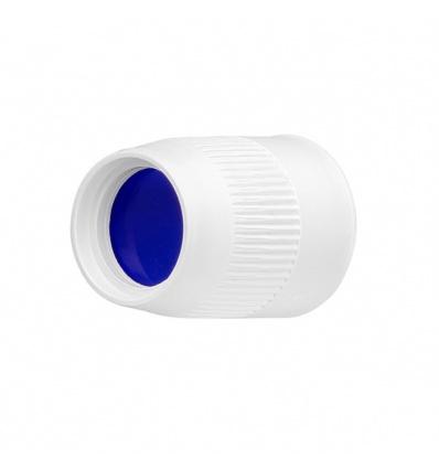 Niebieski filtr do łatwiejszej detekcji ciał obcych