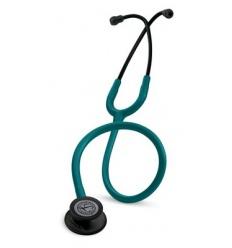 Stetoskop Littmann Classic III BLACK EDITION - BŁĘKIT KARAIBSKI