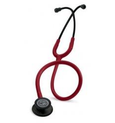 Stetoskop Littmann Classic III BLACK FINISH - BURGUND