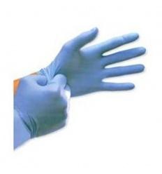 Rękawice diagnostyczne nitrylowe, niejałowe, bezpudrowe