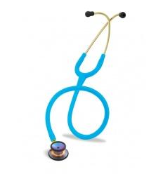 Stetoskop Pediatryczny SPIRIT CK-S606PF Rainbow Edition Deluxe Series Pediatric Dual Head Stethoscope z pływającą membraną