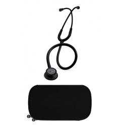 Stetoskop Littmann Classic III Black Edition z dedykowanym etui