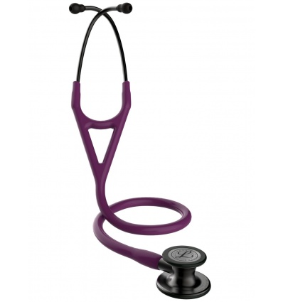 Stetoskop Littmann Cardiology IV SMOKE FINISH Raspberry